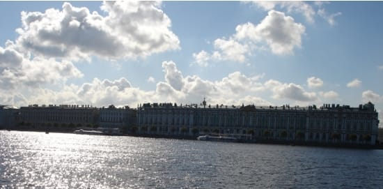 Postcards from St. Petersburg, Russia