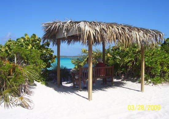 Postcard from Half Moon Cay