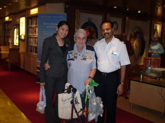 Image result for Mama Lou Holland AMerica Line