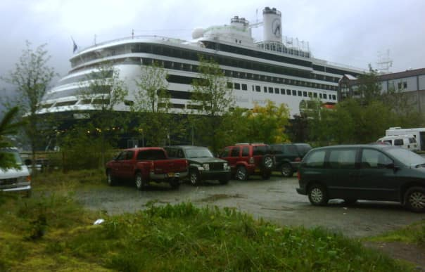 Postcard from Juneau, Alaska
