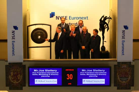 HAL Executive 'Gong Guest' for Euronext