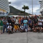 Eurodam's Crew Appreciation Tour in St. Thomas