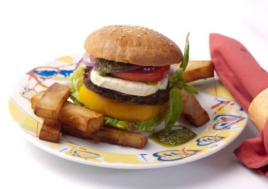Rudi's Recipes: Celebrate Memorial Day with a Burger