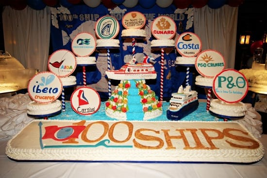 Rotterdam Wins Carnival Corps 100th Ship Cake Contest Holland