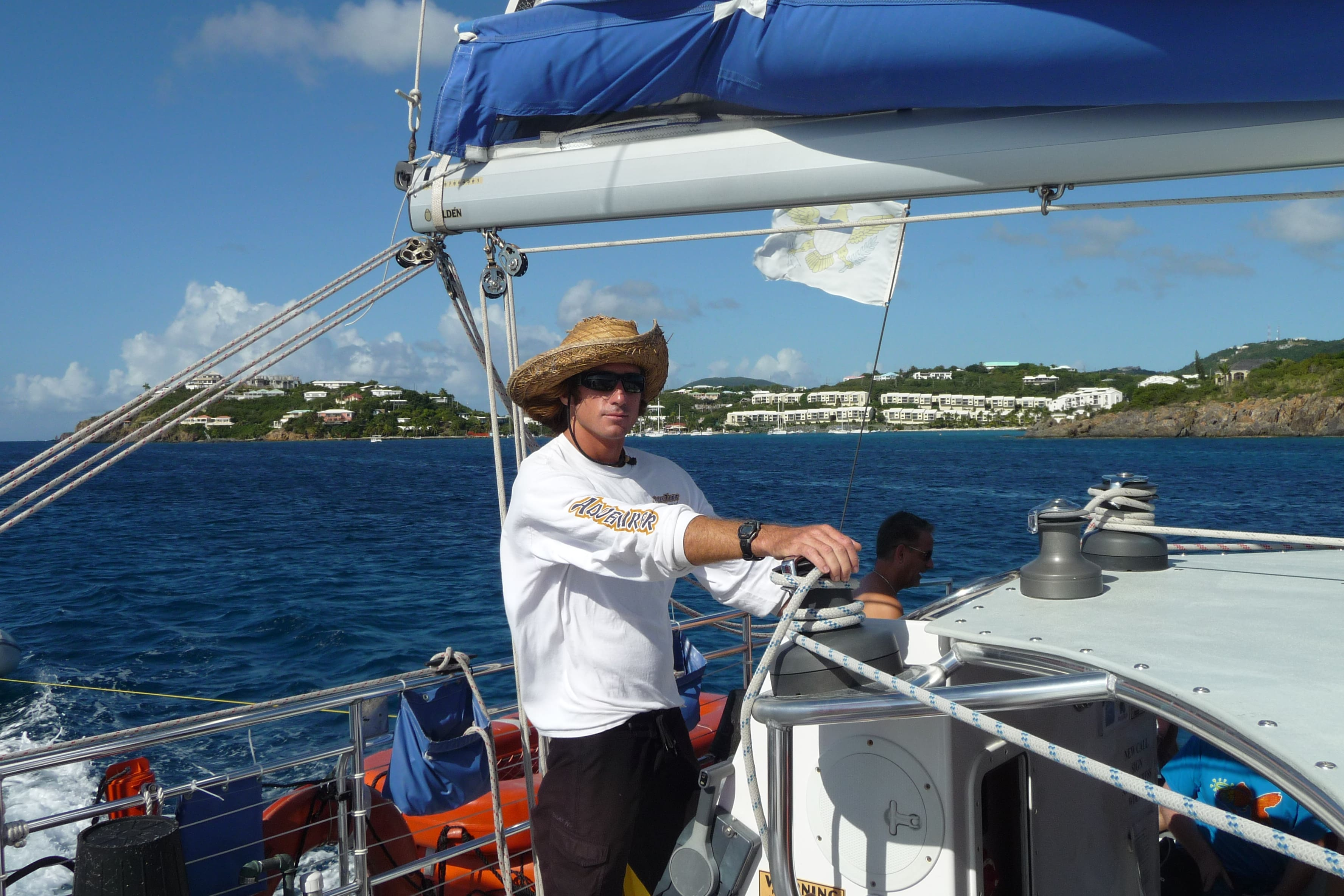 Explore The Beauty Of Caribbean: Cruise Diary: Champagne Catamaran Sail And Snorkel