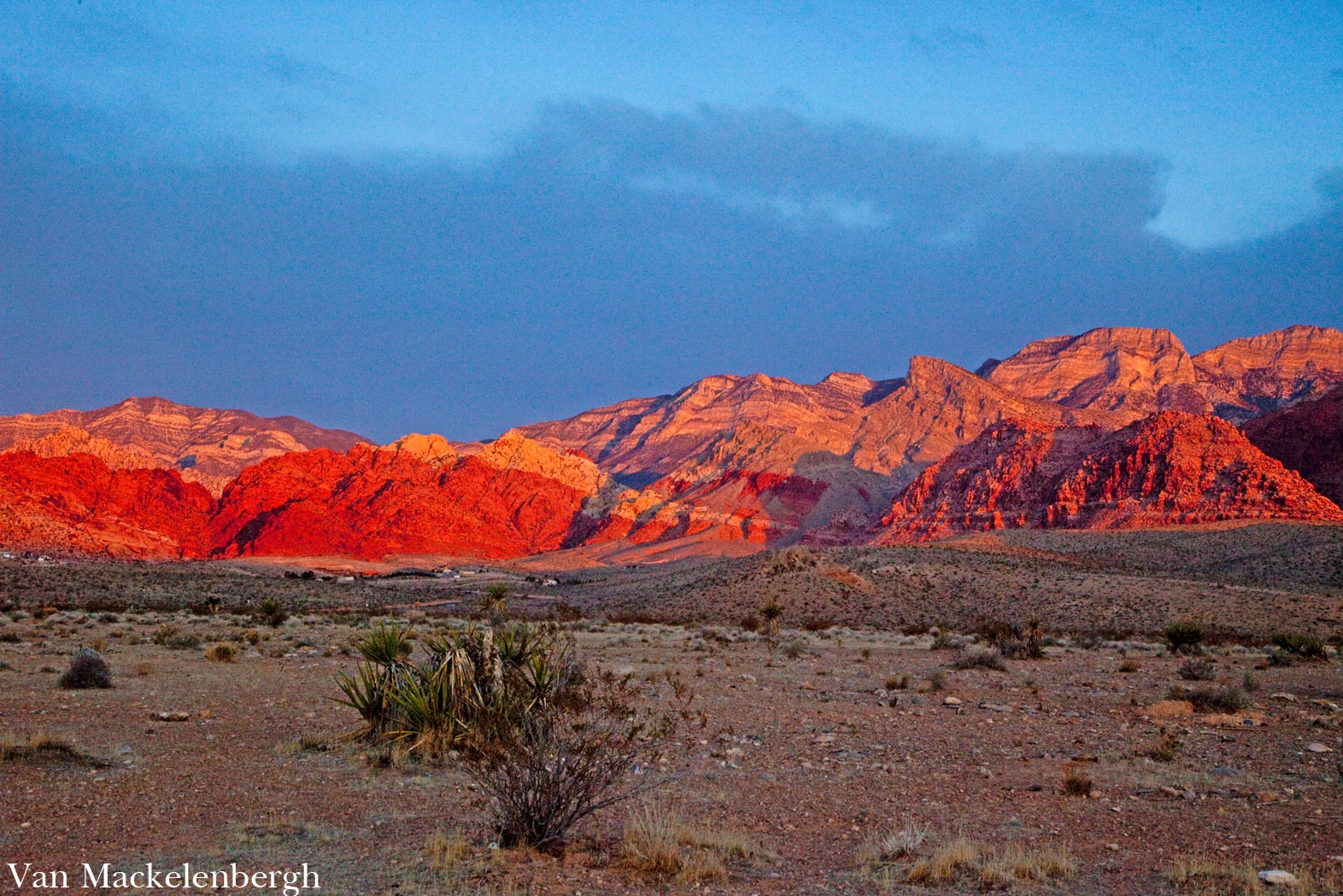Berts Beauty Shots Red Rock Canyon on Number Line Activities