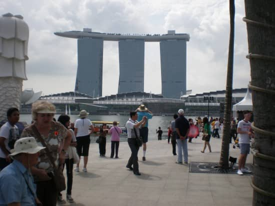 Cruise Diary Singapore Sights Heights And Slings