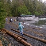 Touring Tongass Rainforest in Sitka