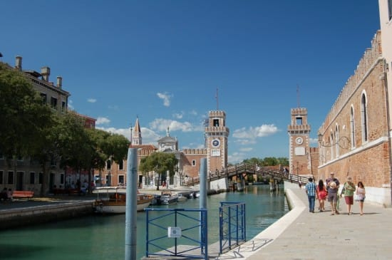 Torri dell'Arsenale.
