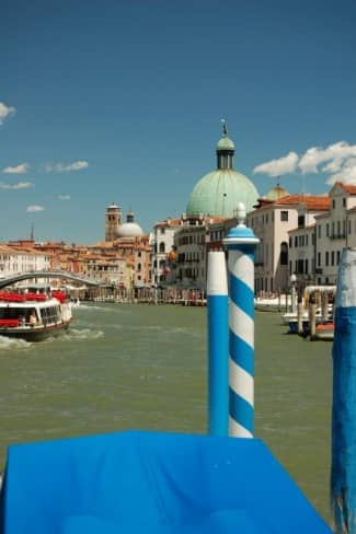 Grand Canal from Vaporetto