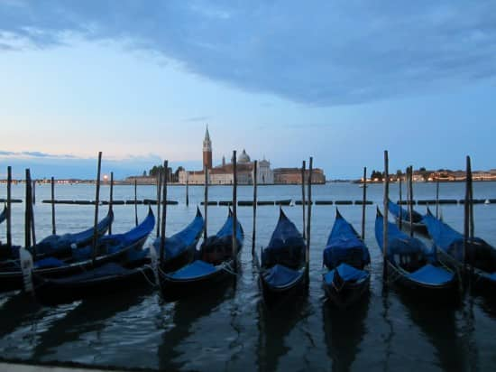 This photo was taken in Venice, Italy, during my Nieuw Amsterdam cruise. - Andrea Taylor