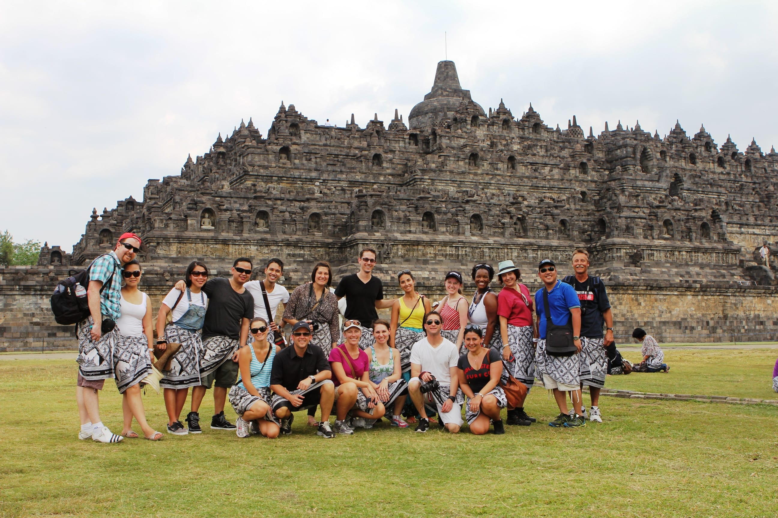 Explore The Beauty Of Caribbean: Amsterdam Crew Tour In Indonesia