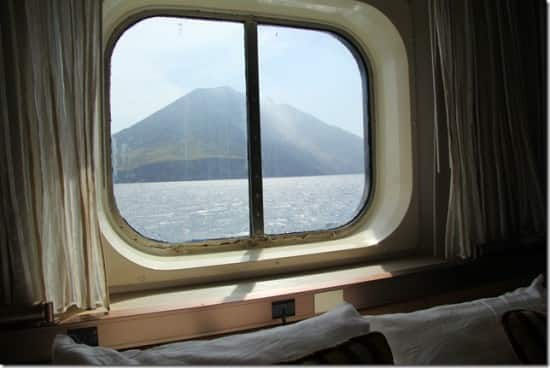 What hotel room could possibly give you such a marvelous view?