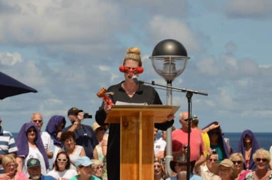 Crossing the Equator Ceremony