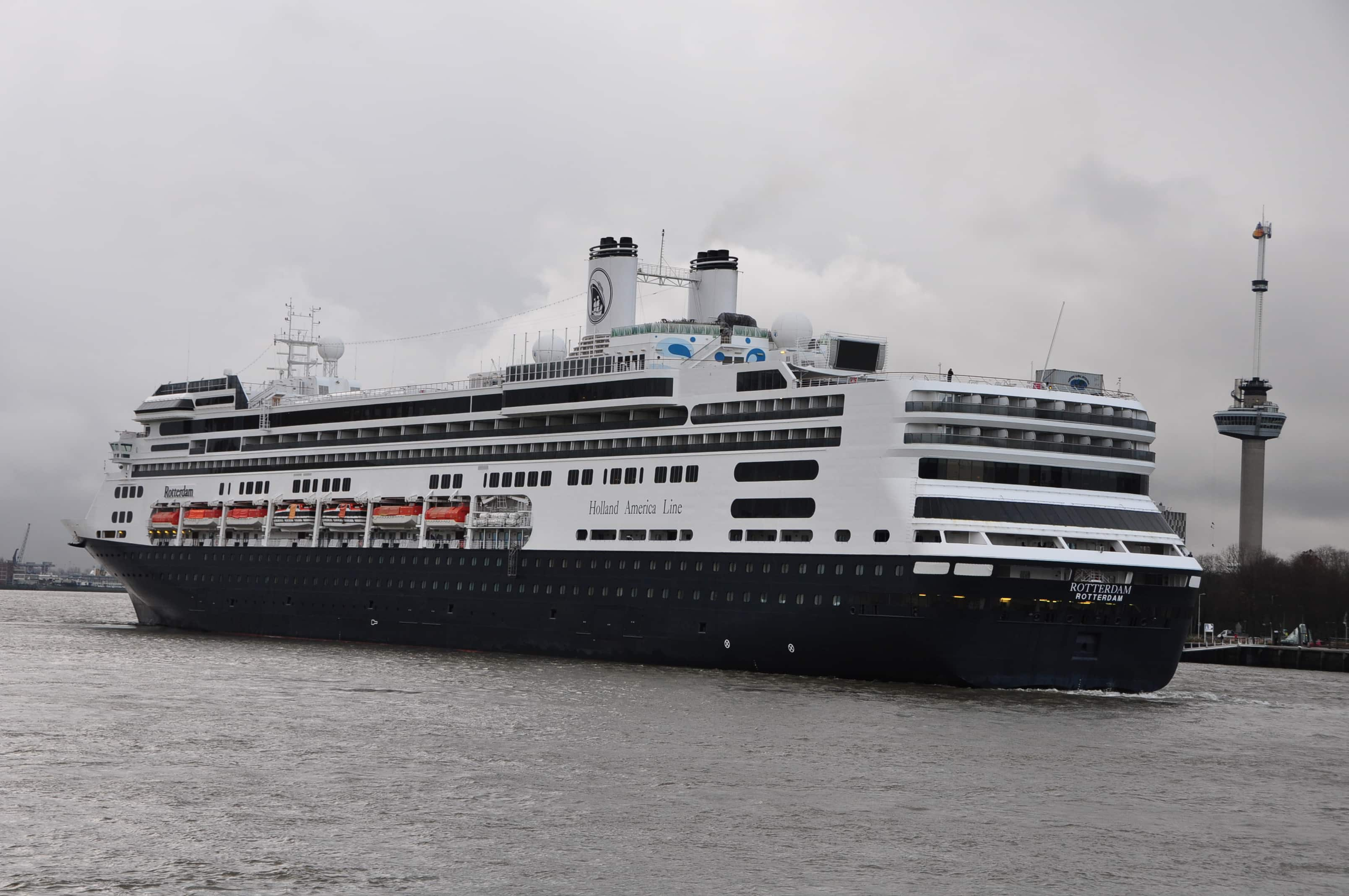 Postcards From The Port Of Rotterdam Holland America Blog