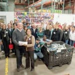 HAL and Seabourn Employees Team up to Fight Hunger with Northwest Harvest Hunger Relief Agency