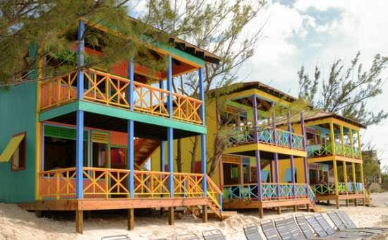 Half Moon Cay Gets New Two-Story Beach Villas