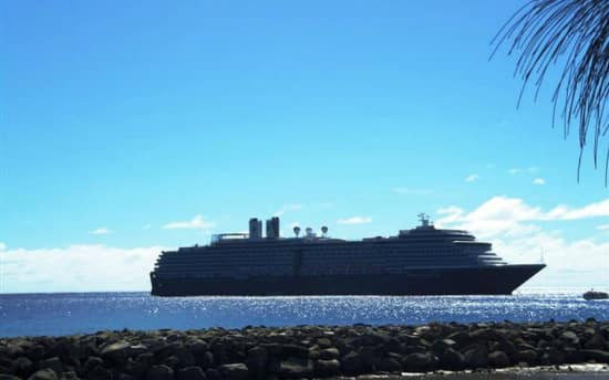 Cruise Diary Rarotonga Cook Islands Holland America Blog - Internet connection on cruise ships