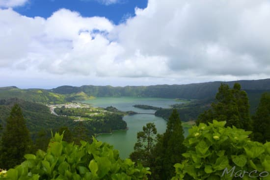 Marco's Moments: Views from the Azores