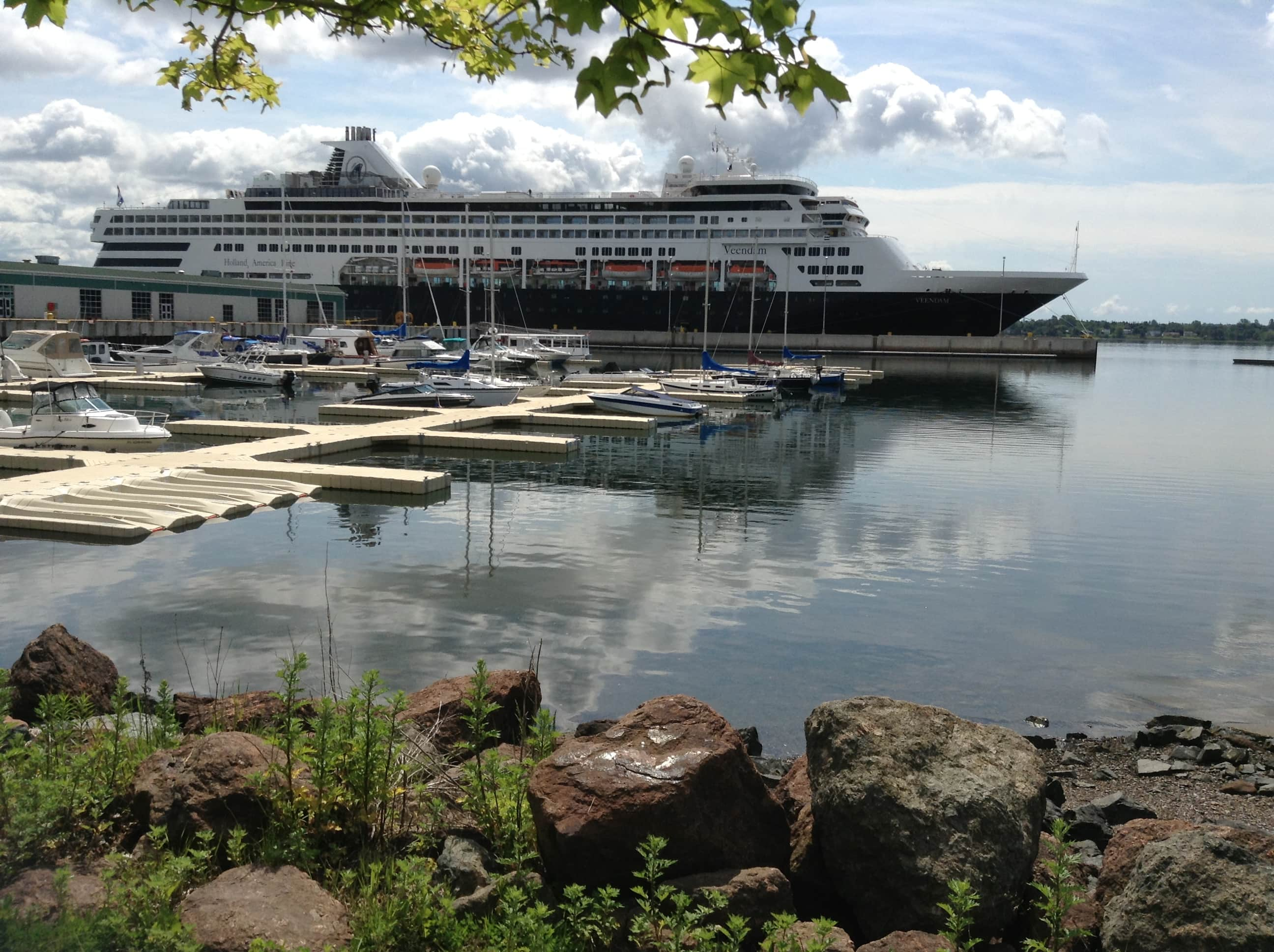 A Great Canada/New England Cruise with Veendam | Holland ...