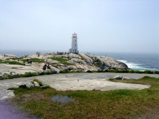 Peggy's Cove, Halifax.
