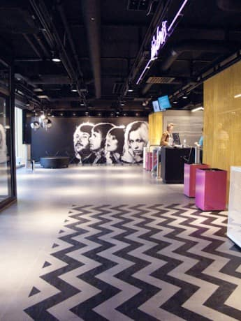 Opened in May 2013, ABBA The Museum includes memorabilia, interactive features, and more celebrating the famous musical group's career.