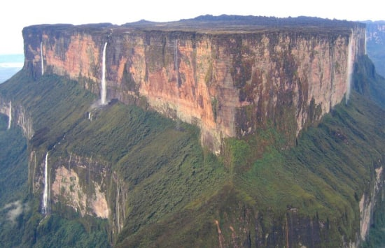 Mount Roraima. Photo courtesy of All-that-is-interesting.com.