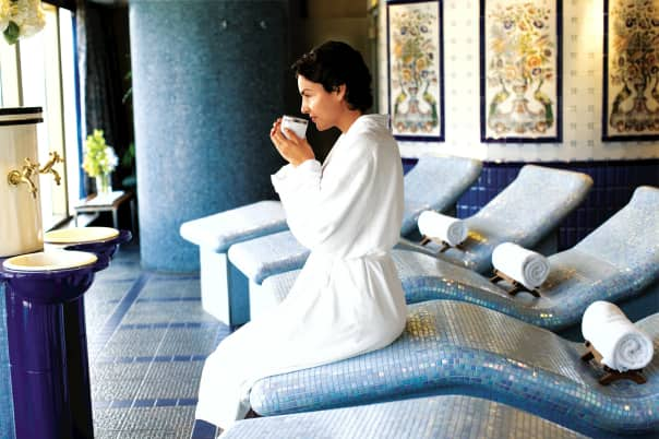 Pampering at the spa ranks high among our guests' favorites.