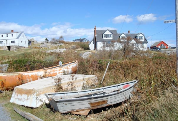 Taken by guest Gerrit Beekhuizen on a trip to Peggy's Cove.