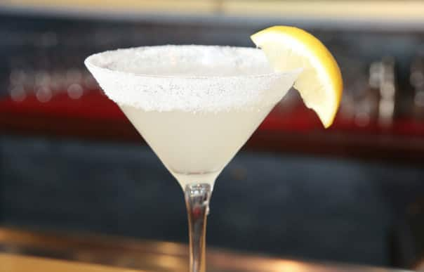 "Enjoy a Lemon Drop in honor of Best Cinematography nominee ""Gravity."""