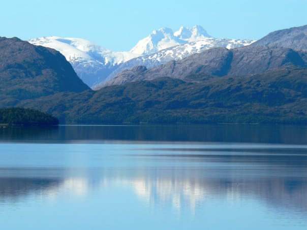 The Chilean Fjords by Marsha N.