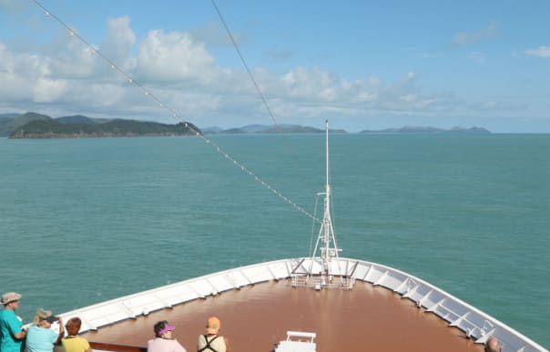 Whitsunday Passage.