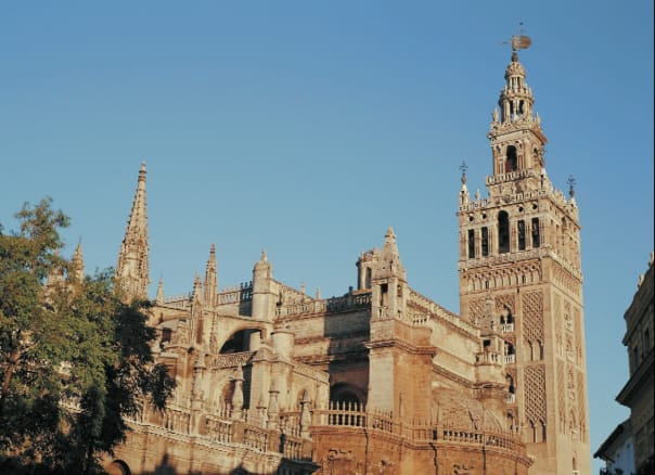 A cathedral with a minaret? Only in Southern Spain!