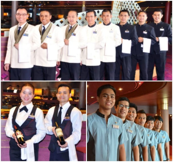 Carnival Cruise Line Uniforms Facebook  Punchaoscom