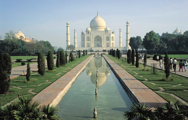Guests on the Grand World Voyage can take an overland tour to visit the Taj Mahal from Mumbai (Bombay), India,