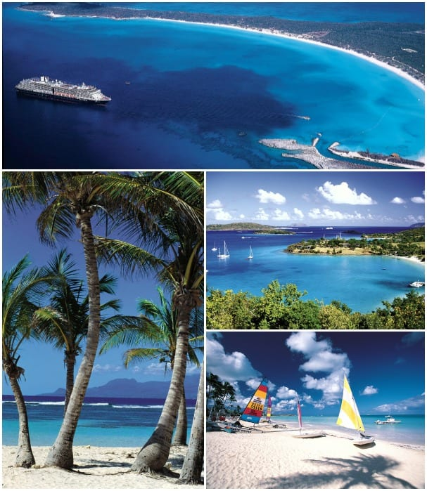 With eastern, western, southern and partial Panama Canal transits, Holland America Line offers the most premium options in the Caribbean.
