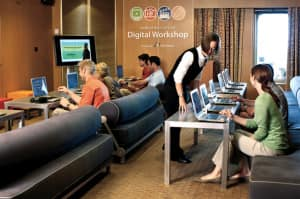 The Digital Workshop powered by Windows is a great resource to learn more about computers.