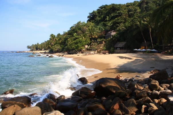 The beautiful beaches of Puerto Vallarta, Mexico, were once home to stars Elizabeth Taylor and Richard Burton and acclaimed director John Huston.