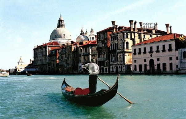 Venice was a favorite call on Charlotte's itinerary.