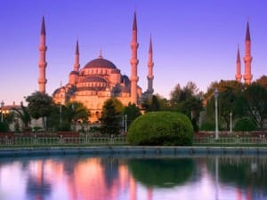 "Istanbul, Turkey, is among the top ""bucket list"" ports. Find out what other cities made the cut."