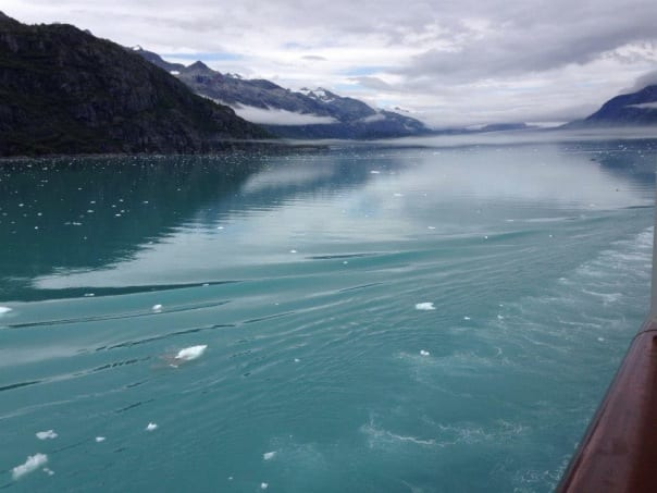 Glacier Bay, photographed by Doug.