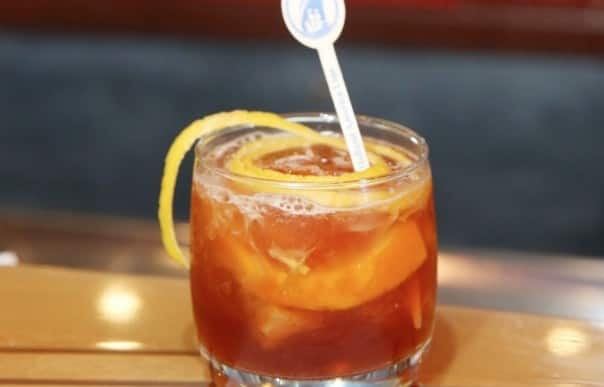 The Negroni is one of the top five drinks, as selected by Facebook fans.