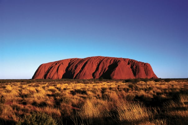 Enhanace your vacation with a pre- or post-cruise tour to magical Ayers Rock.