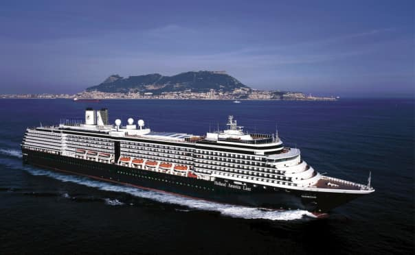 Noordam took home a silver Magellan Award in the Premium Ship category.