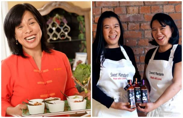 Pranee Khrusanit Halvorsen and the Tse twins are among the lineup of fabulous chefs sailing in 2015.
