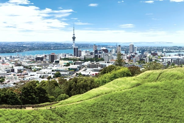 Auckland, New Zealand is a diverse and exciting city.