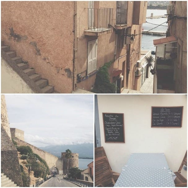 I've fallen deeply in love w Calvi, Corsica. I've only traveled in northern France and I must say, I've missed out. - Gail