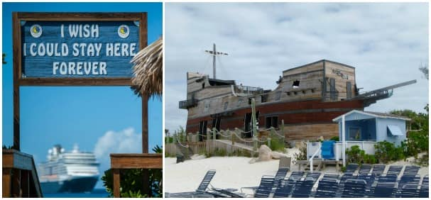 Guests can relax on new furniture and enjoy a cocktail at the bars on Half Moon Cay.