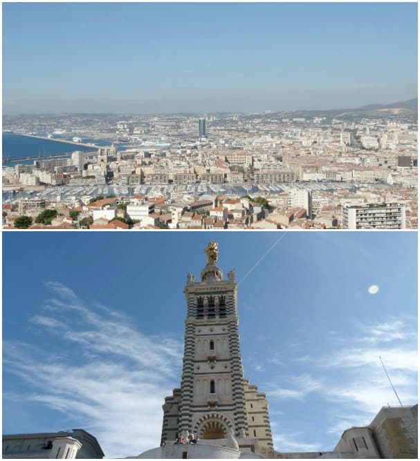 Lisanne tweeted these photos of Marseille on @atg_nl.