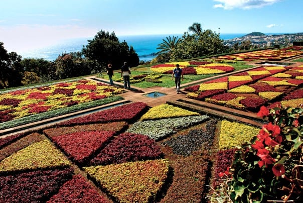 Funchal, Portugal, is one of the Iberian Peninsula's most stunning destinations.